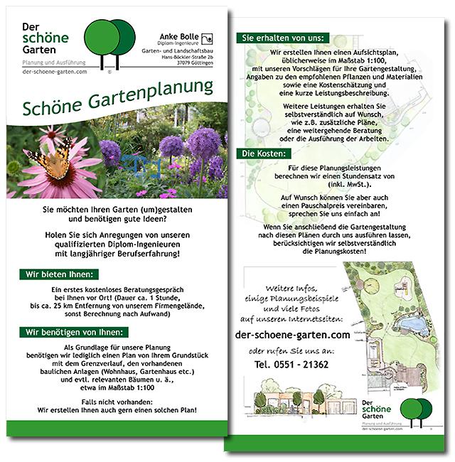 Garten Und Landschaftsbau Flyer ~ Alle Ihre Heimat Design Inspiration