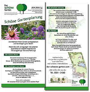 Anke Bolle - Garten- und Landschaftsbau - Göttingen / Roringen - Aktuell